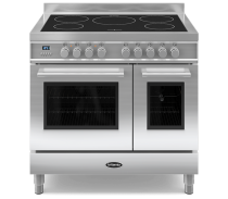 Britannia Q Line 90cm Twin RC9TIQLS Electric Range Cooker