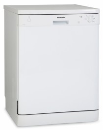 Montpellier DW1254P Full Size Dishwasher