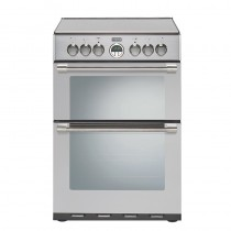 Stoves Sterling 600E 60cm Electric Range Cooker Stainless Steel