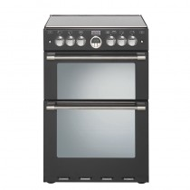 Stoves Sterling 600E 60cm Electric Range Cooker Black