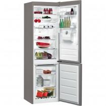 Whirlpool BSNF8451OXAQUA Fridge Freezer
