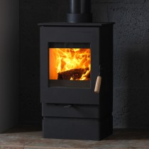Burley 9303 Owston Firecube Wood Burning Stove