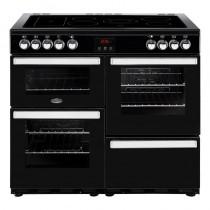Belling Cookcentre 100E Black Range Cooker