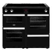 Belling Cookcentre 100EI Black Range Cooker