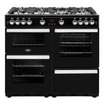 Belling Cookcentre 100G Black Range Cooker