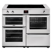 Belling Cookcentre 110EI Professional Steel Range Cooker