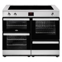 Belling Cookcentre 110EI Steel Range Cooker