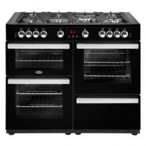 Belling Cookcentre 110G Black Range Cooker