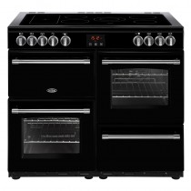 Belling Farmhouse 100E Black Range Cooker