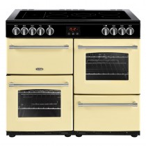Belling Farmhouse 100E Cream Range Cooker