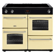 Belling Farmhouse 100EI Cream Range Cooker