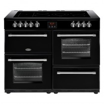 Belling Farmhouse 110E Black Range Cooker