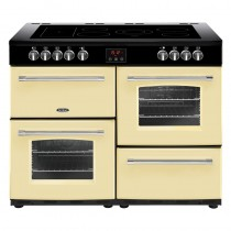 Belling Farmhouse 110E Cream Range Cooker
