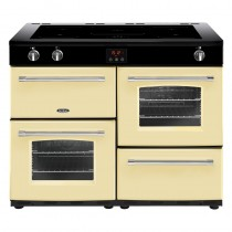 Belling Farmhouse 110EI Cream Range Cooker
