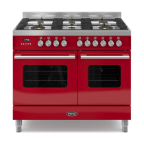 Britannia Delphi 100cm Twin RC10TGDERED Dual Fuel Range Cooker