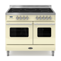 Britannia Delphi 100cm Twin RC10TIDECR Electric Range Cooker
