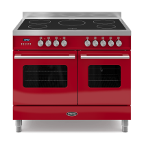 Britannia Delphi 100cm Twin RC10TIDERED Electric Range Cooker