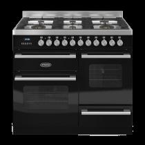 Britannia Delphi 100cm XG RC10XGGDEK Dual Fuel Range Cooker