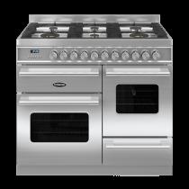 Britannia Delphi 100cm XG RC10XGGDES Dual Fuel Range Cooker