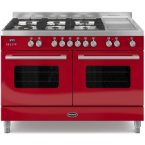 Britannia Delphi 120cm Twin RC12TGDERED Dual Fuel Range Cooker