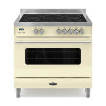 Britannia Delphi 90cm Twin RC9SIDECR Electric Range Cooker
