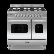 Britannia Delphi 90cm Twin RC9TGDES Dual Fuel Range Cooker
