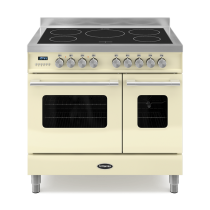 Britannia Delphi 90cm Twin RC9TIDECR Electric Range Cooker