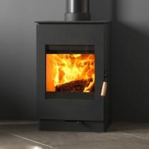 Burley 9305C Bradgate Firecube Wood Burning Stove