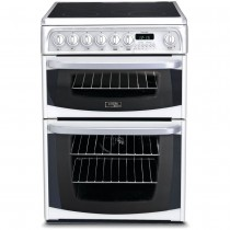 Hotpoint CH60EKWS Electric Cooker