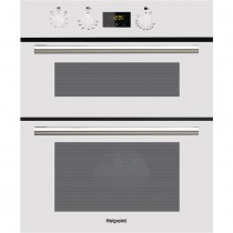 Hotpoint DU2540WH Double Oven
