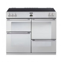 Stoves Sterling S1000EI 100cm Induction Range Cooker Stainless Steel
