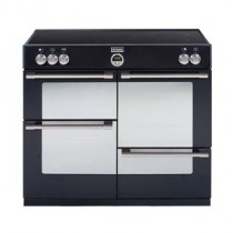 Stoves Sterling S1100EI 110cm Induction Range Cooker Black
