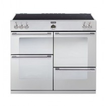 Stoves Sterling S1100EI 110cm Induction Range Cooker Stainless Steel