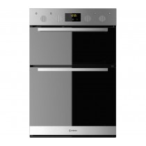 Indesit IDD6340IX Double Oven