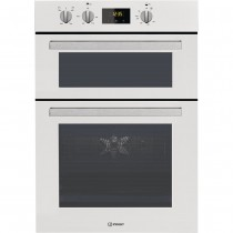 Indesit IDD6340WH Double Oven