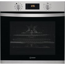 Indesit IFW3841PIX Single Oven