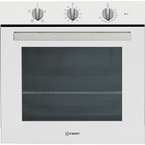 Indesit IFW6230WH Single Oven