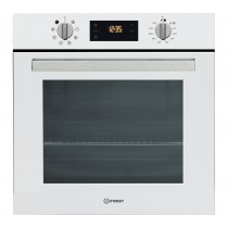 Indesit IFW6340WH Single Oven