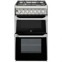 Indesit I6G52X Dual Fuel Cooker