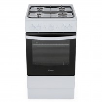 Indesit IS5G1KMW Gas Cooker