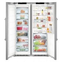 Liebherr SBSES8663 Fridge Freezer