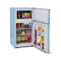 Montpellier MAB2031PB Fridge Freezer