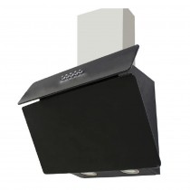Montpellier DCH6450BG Chimney Hood with Glass