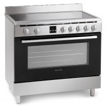 Montpellier MR90CEMX Range Cooker
