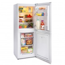 Montpellier MS152W Fridge Freezer