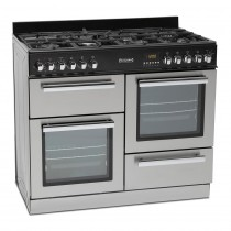 Montpellier RMC100DFX Range Cooker