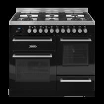 Britannia Q Line 100cm XG RC10XGGQLK Dual Fuel Range Cooker