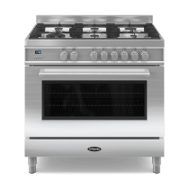 Britannia Q Line 90cm Single RC9SGQLS Dual Fuel Range Cooker
