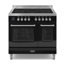 Britannia Q Line 90cm Twin RC9TIQLK Electric Range Cooker