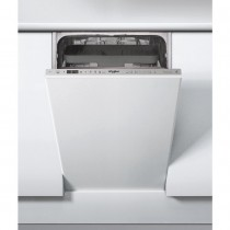 Whirlpool WSIO3T223PCEX Slim Line Dishwasher